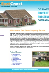 East Coast Property Services: Salisbury, MD