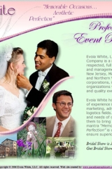 Evoia White-Event Planner: Baltimore